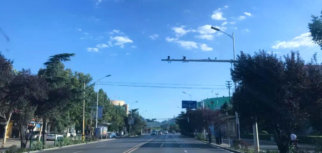 中心城区主干道照明工程解决方案