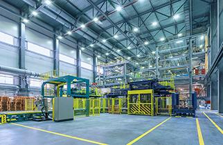 工业及场地照明