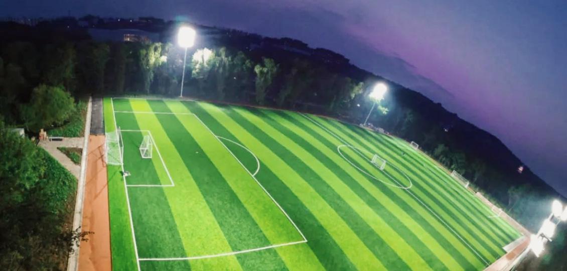 照耀活力之夜,助力全民健身|沈阳城市学院体育照明灯光改造项目