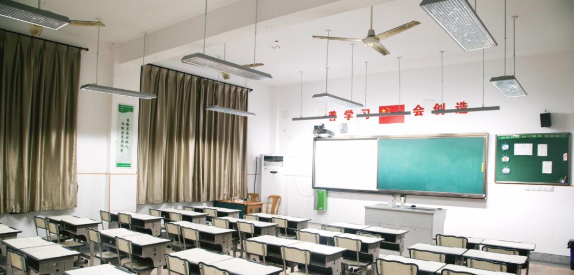 """打造健康光环境,守护学子未来丨温州龙湾区""""明眸皓齿""""中小学校照明改造"""