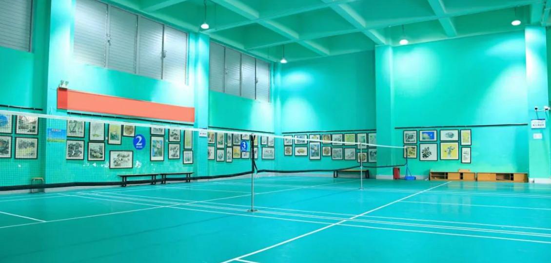 超频三为更多未来之星服务 | 深圳南山区某高级中学羽毛球馆照明改造方案