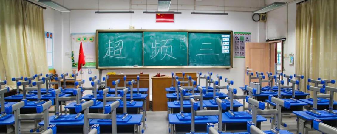 护航学生光明未来—广东省陆河县实验学校教室照明改造
