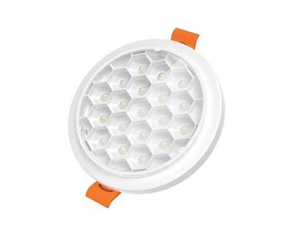 小蜜蜂系列圆形筒灯