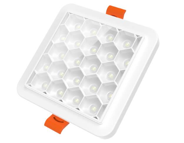 小蜜蜂系列方形筒灯