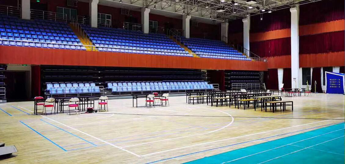 超频三案例|中国原子能科学研究院文体活动中心照明改造