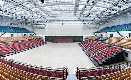 尽展场馆风采 中南大学新校区体育馆含游泳馆照明项目