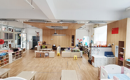 """美丽""""视""""界,用心呵护 深圳实验幼儿园教室灯光改造"""